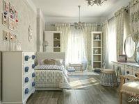 Проект детской комнаты. Подмосковье, Волково.